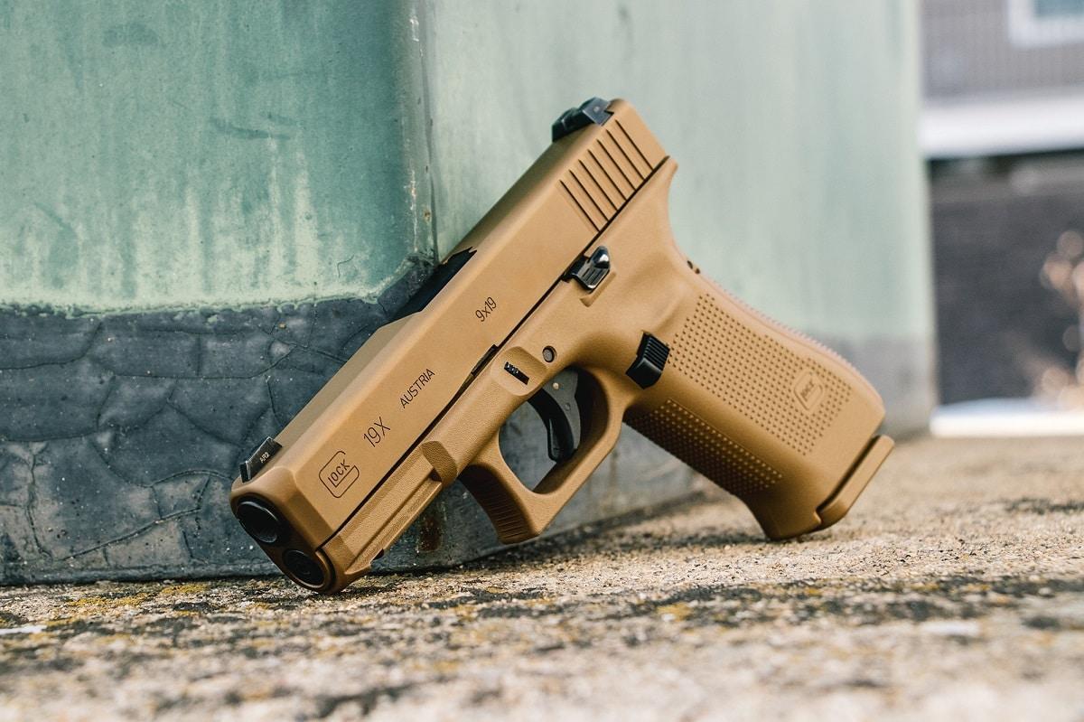 Glock 19X History