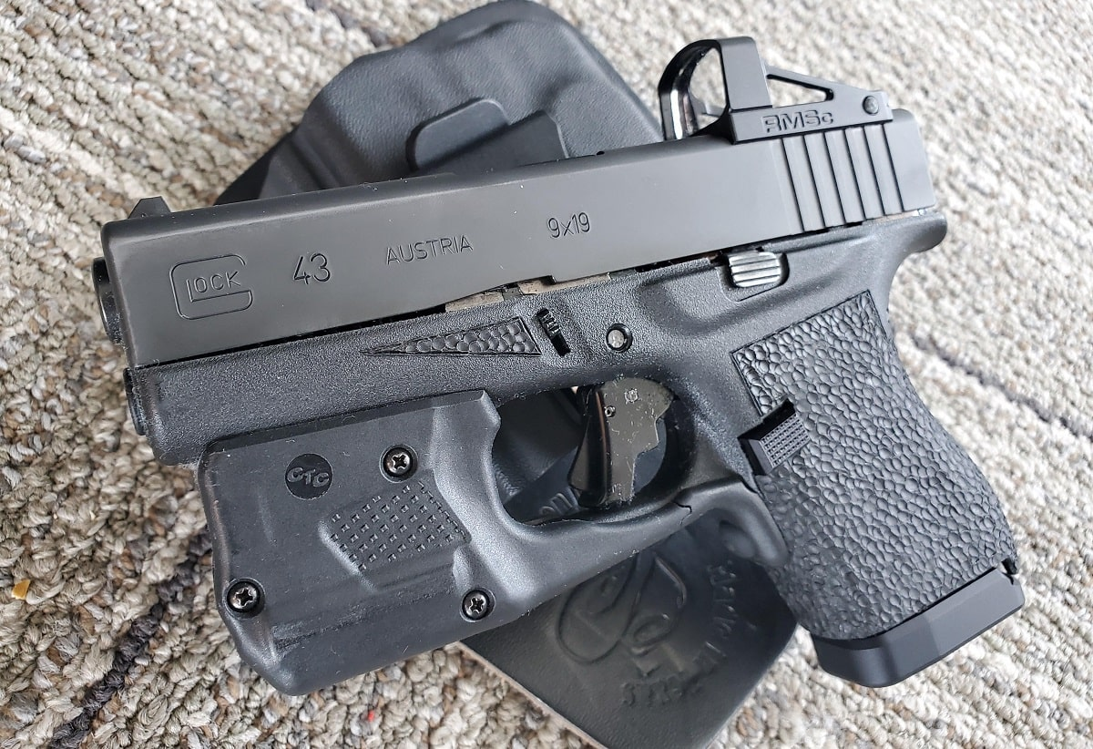 Glock 43 Concealed Carry