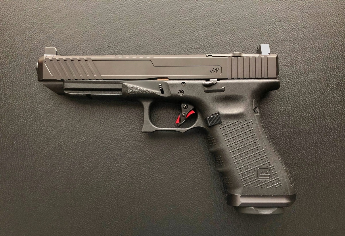 Glock G34 Review