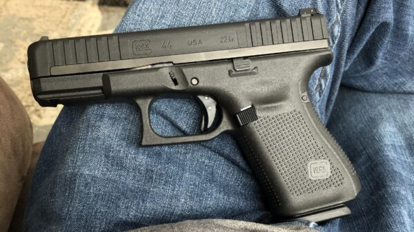 Glock G44 .22LR Review