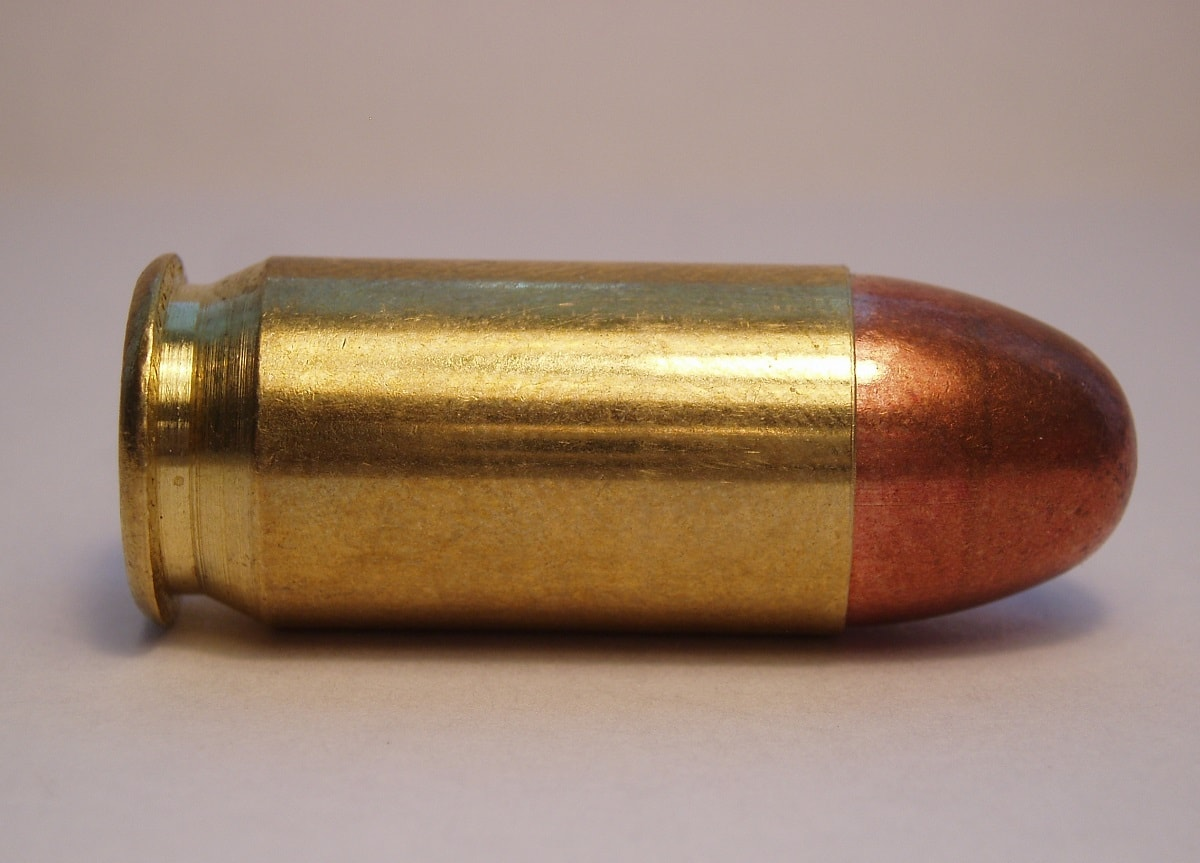 Great Ammo Shortage of 2021