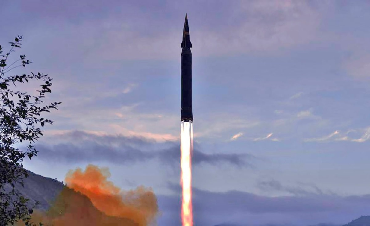 Hwasong-8 Hypersonic Missile
