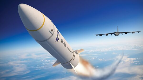 Hypersonic Missile Arms Race