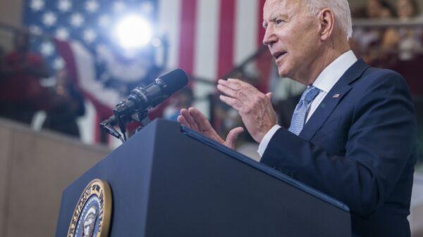 Joe Biden China Taliban