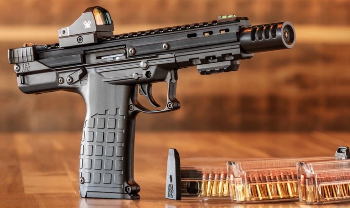 KelTec CP33 Review