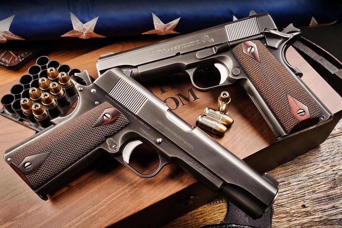 M1911 Gun History
