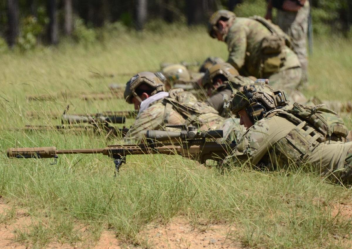 MK-22 Sniper Rifle