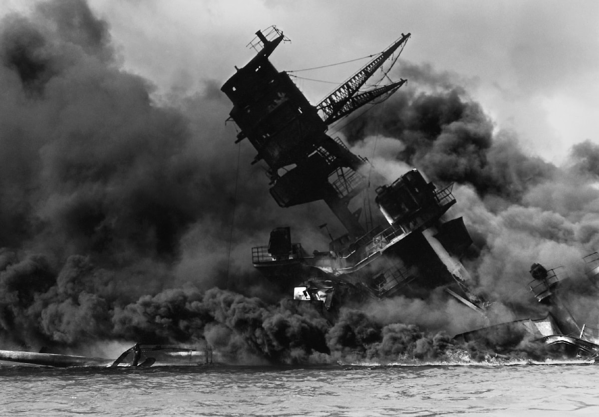Pearl Harbor and 9/11