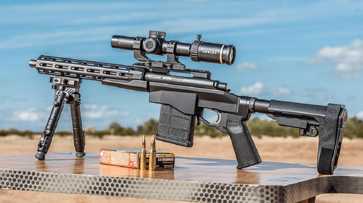 Remington 700 CP Review