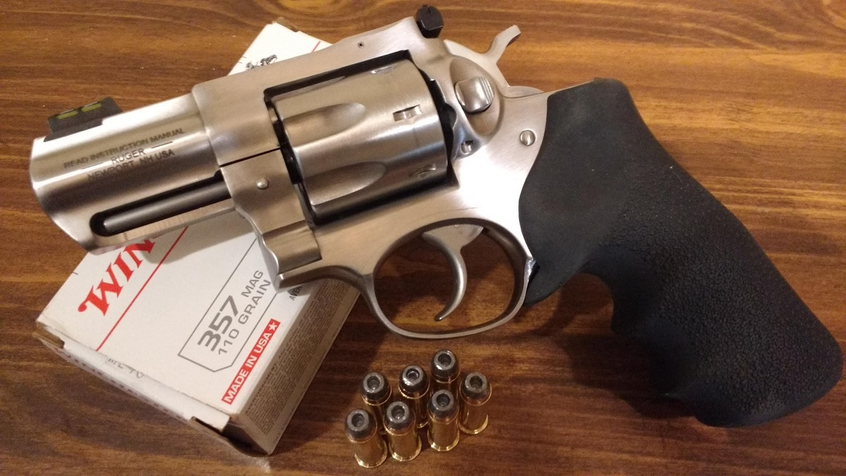 Ruger GP 100 Review