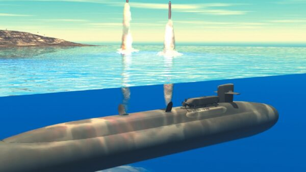 Sea-Launched Nuclear Cruise Missile