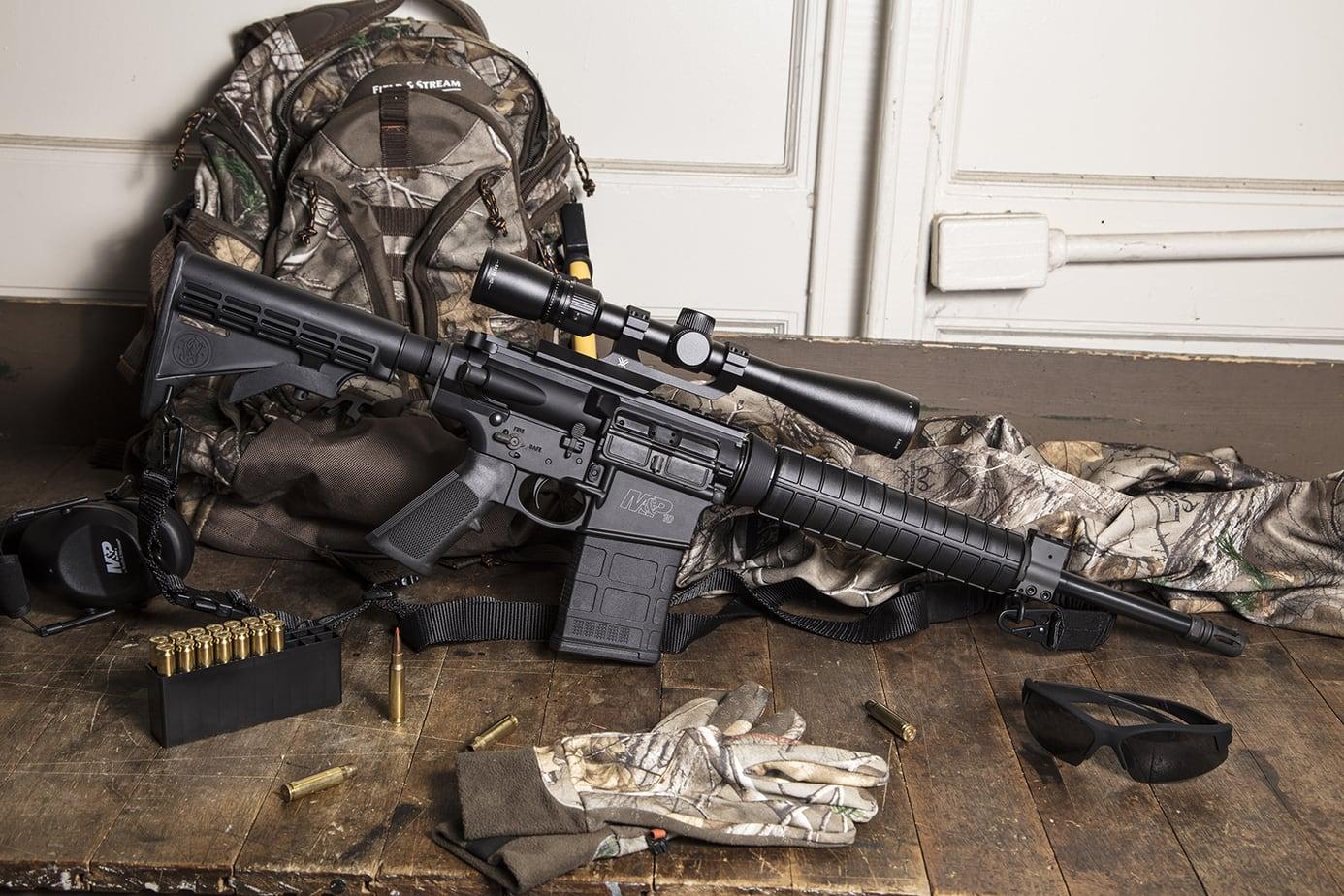 Smith & Wesson's M&P10: