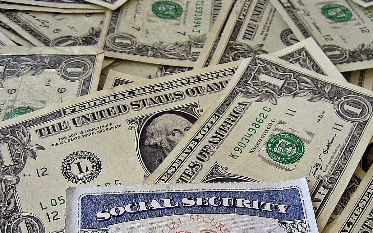 Social Security Out of Money