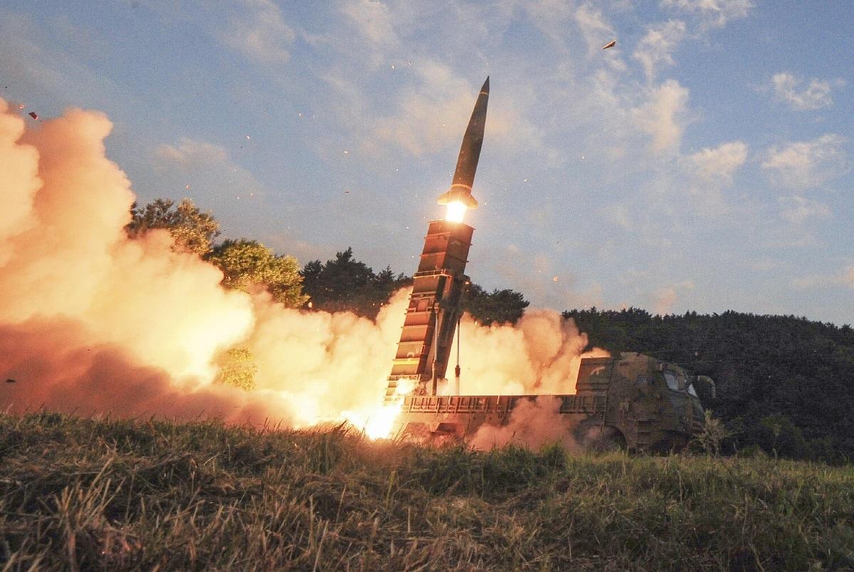 South Korea Ballistic Missiles