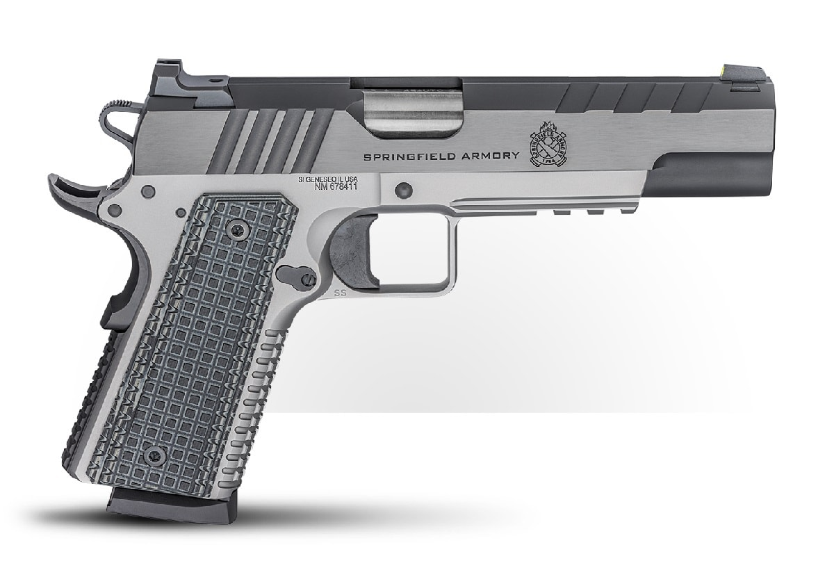 Springfield Armory Emissary Review