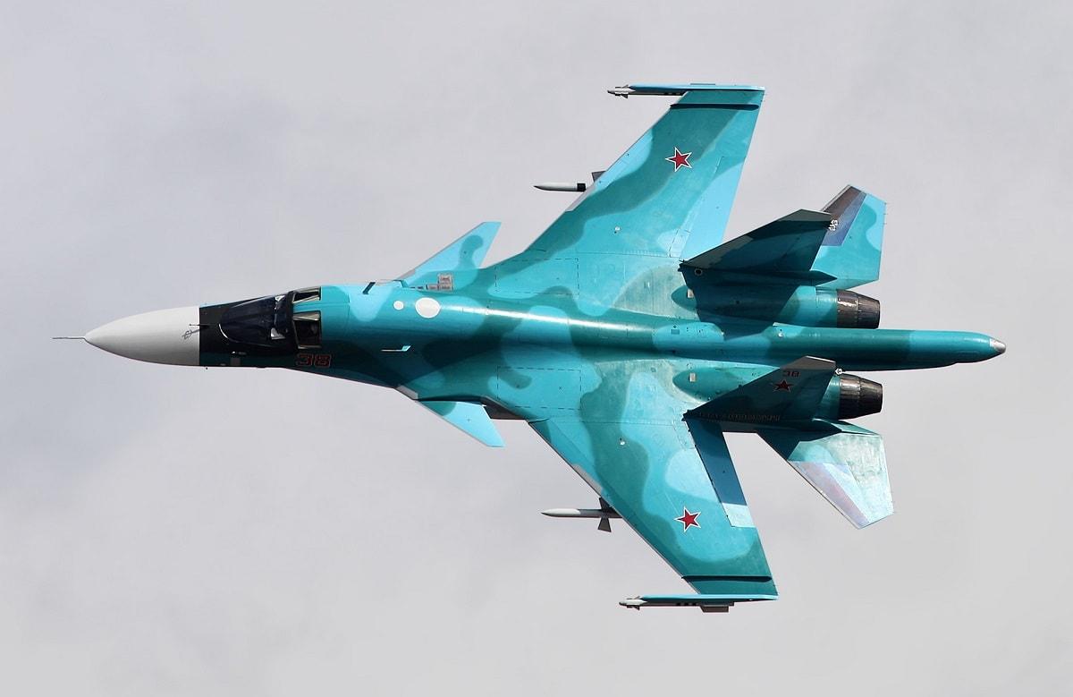 Su-34 Details