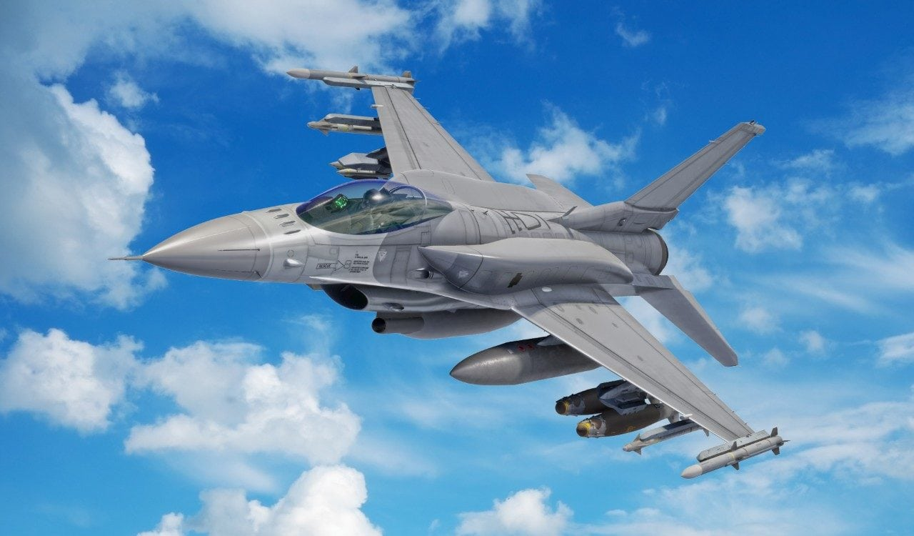 Taiwan New Fighter Jets