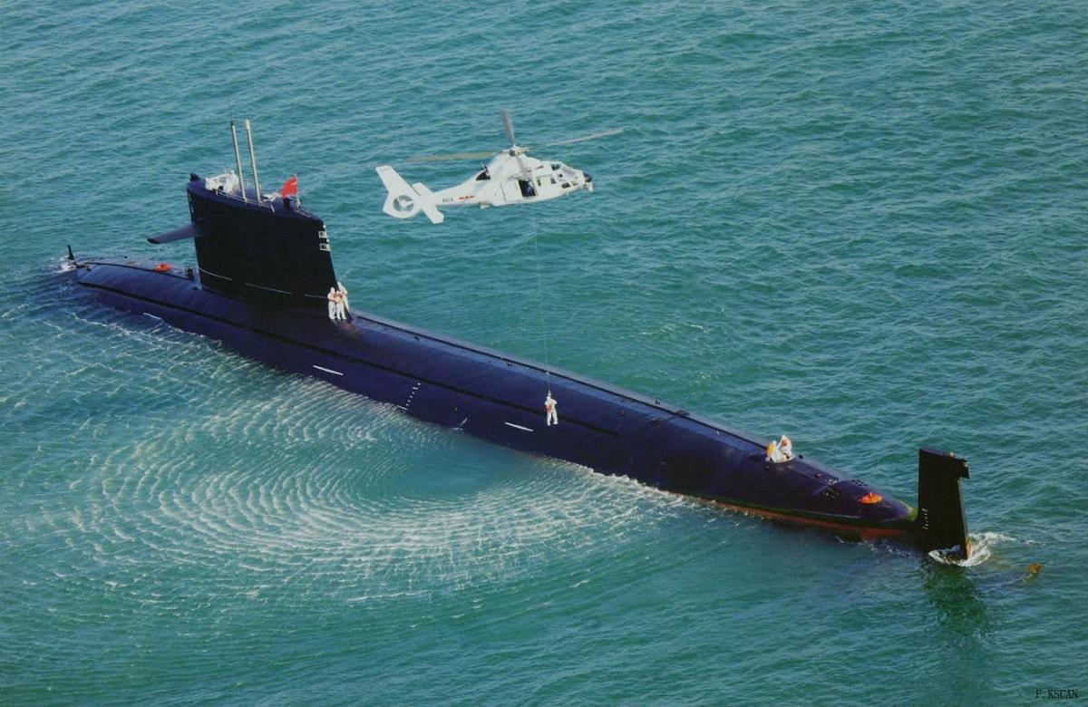 Type 095 Submarine