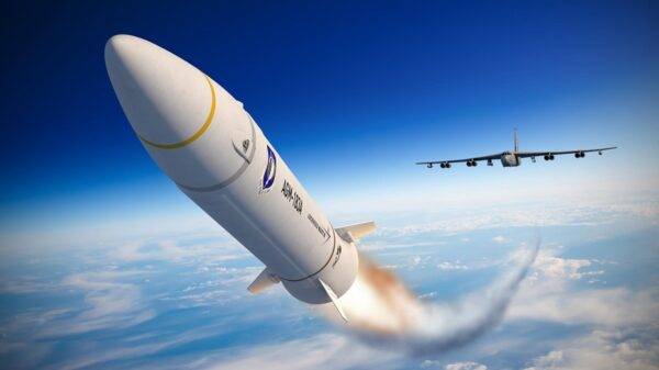US Air Force Hypersonic Weapons