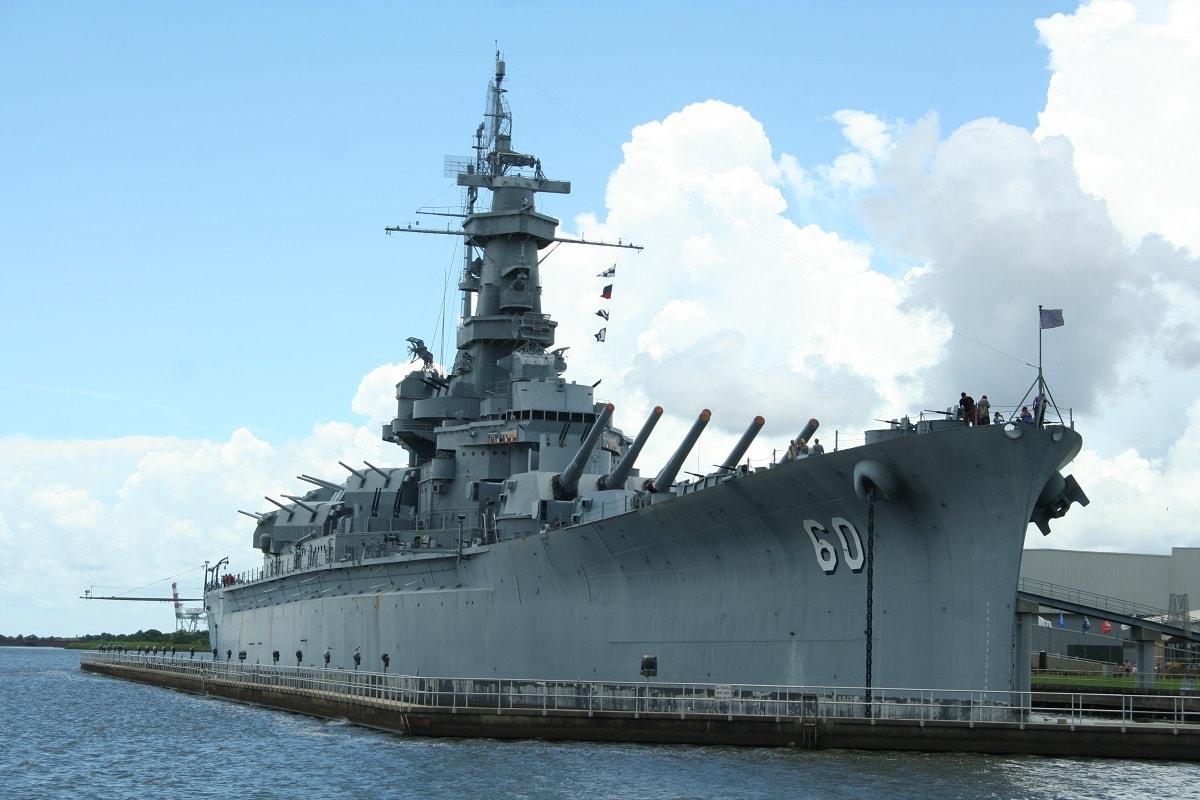 9/11 USS Alabama Battleship