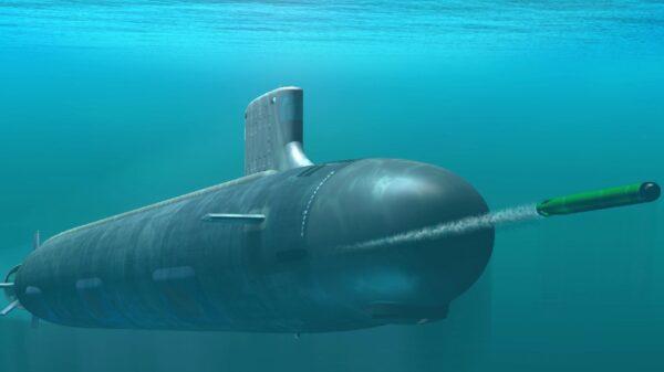 U.S. Navy Submarines China