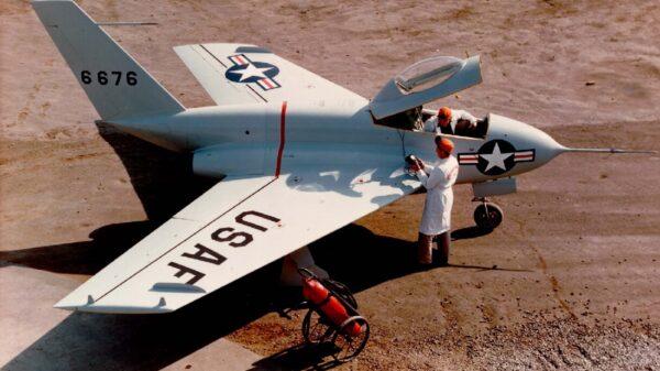 X-4 Bantam