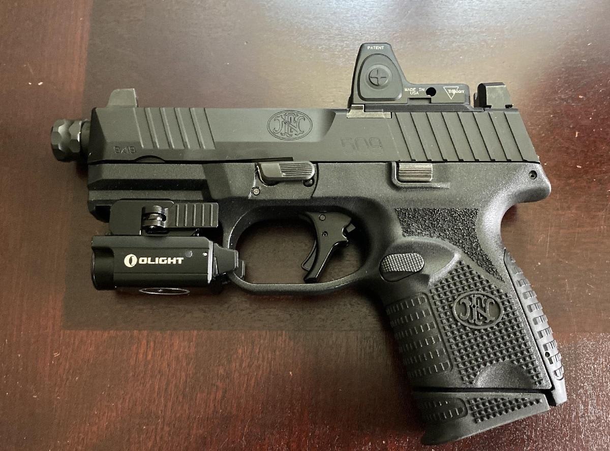 LAPD Picks FN509