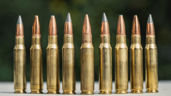 2021 Ammo Shortage