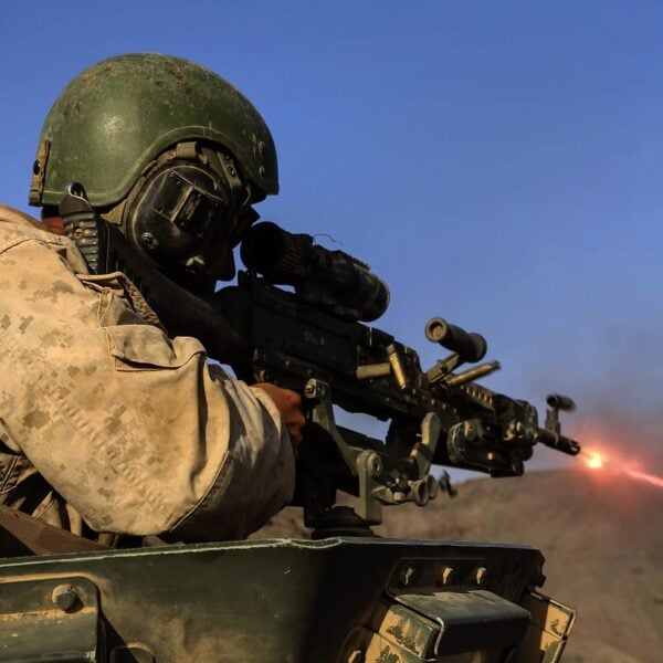 U.S. Marine Corps Infantry Squads