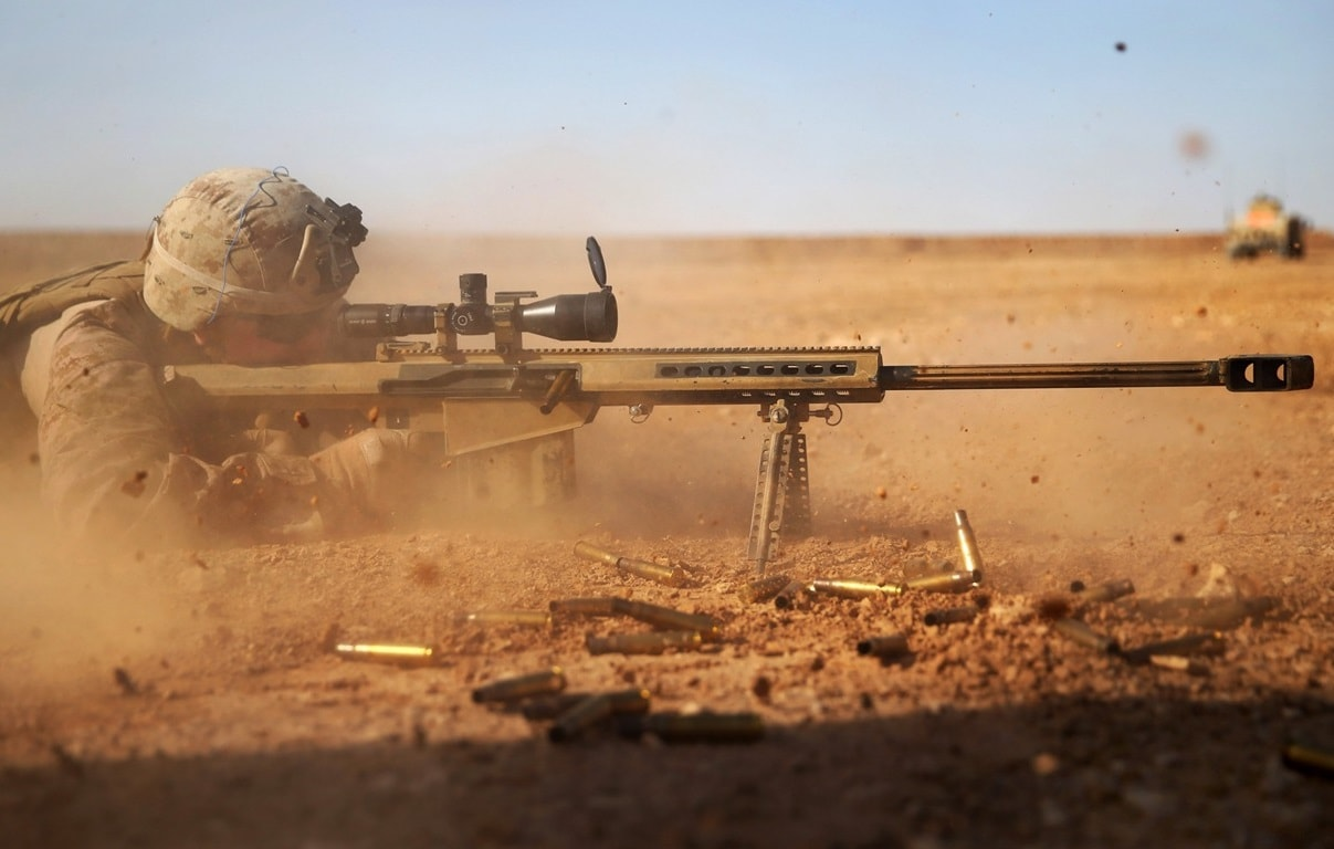 5 Most Powerful Sniper Rifles