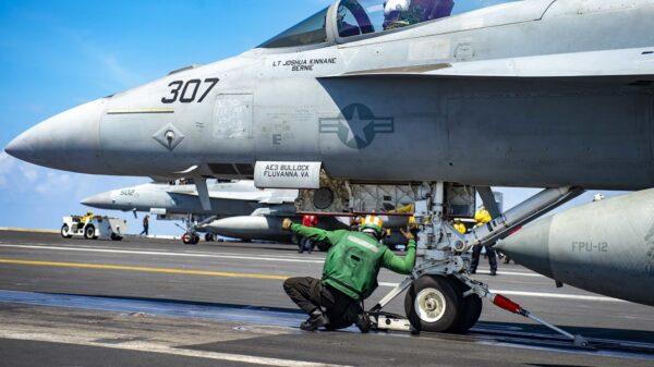 U.S. Navy Funding China