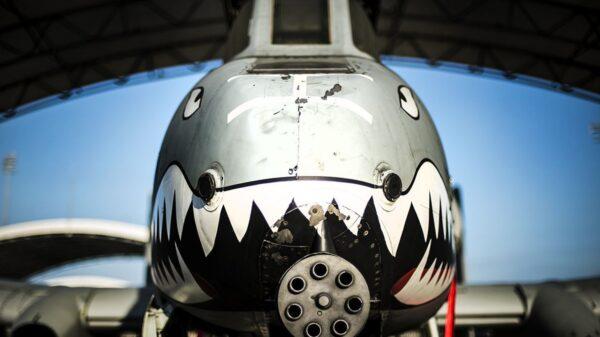 A-10 Starvation