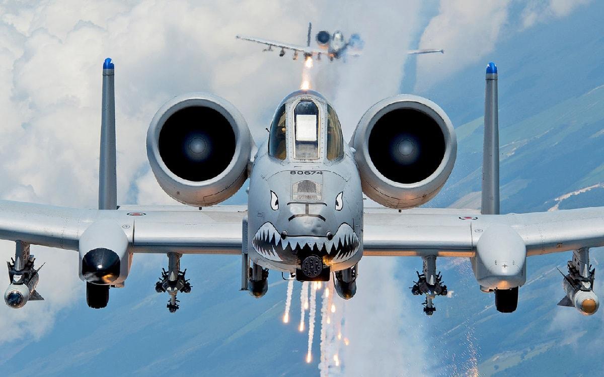 A-10 Warthog Army