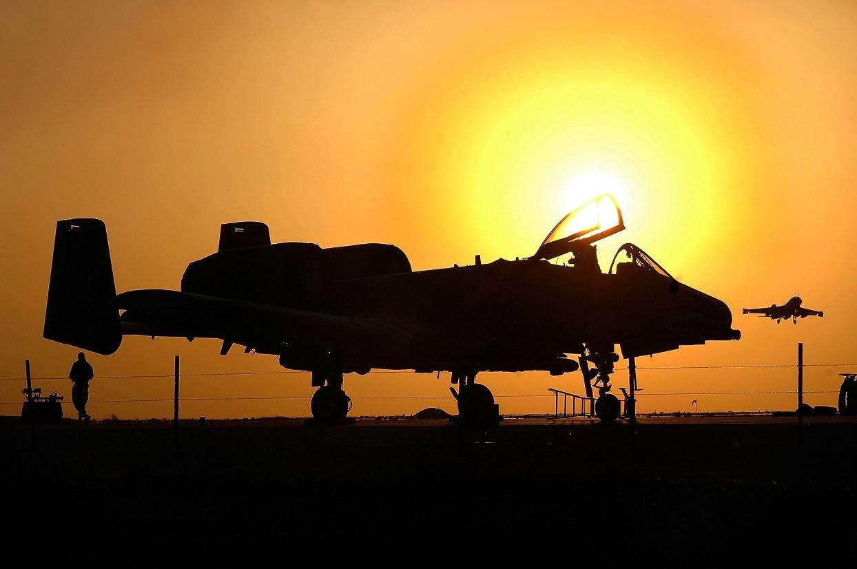 U.S. Military Divestment