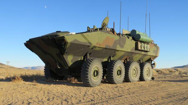 Amphibious Combat Vehicle Problems