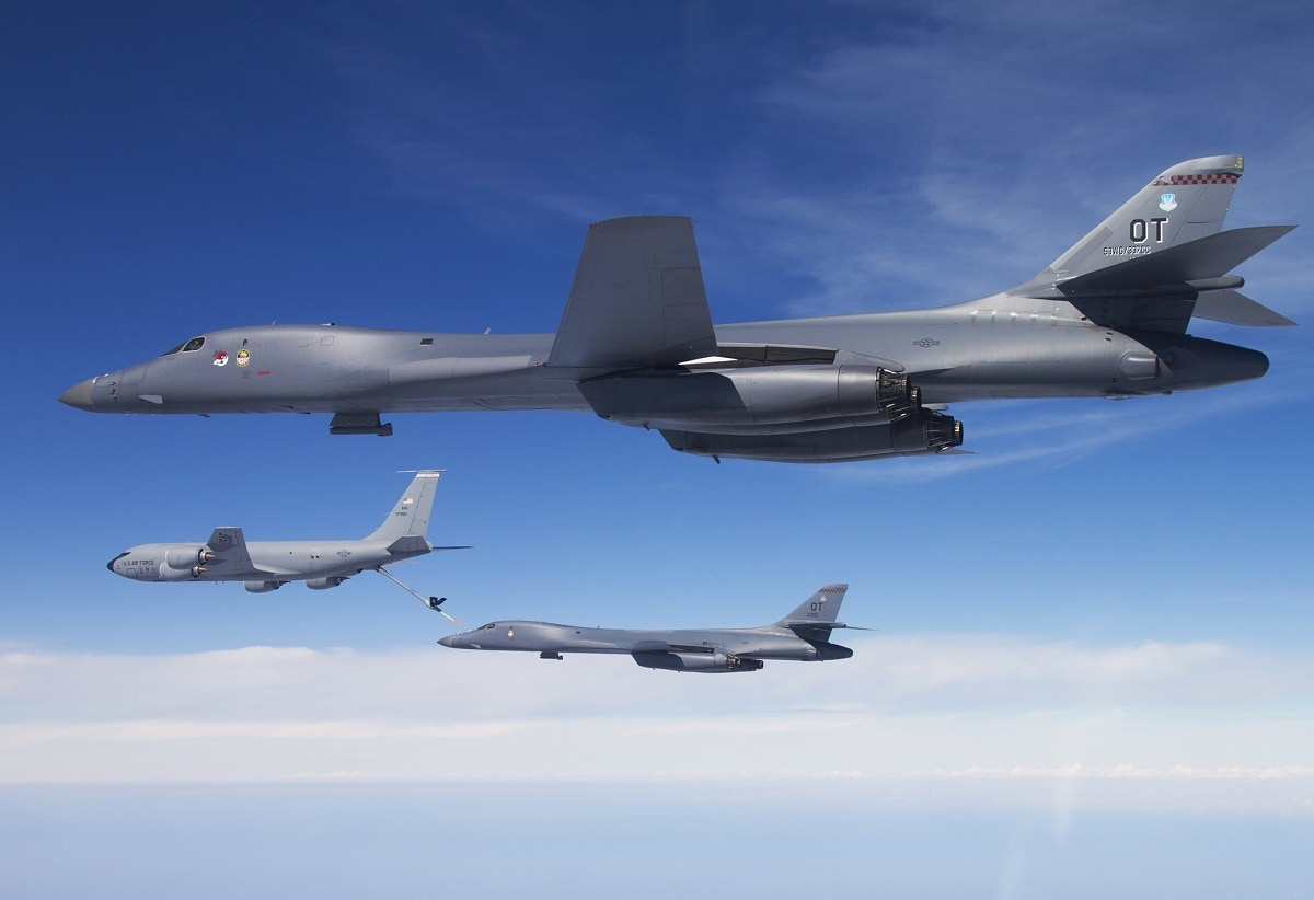 B-1 Hypersonic Missiles