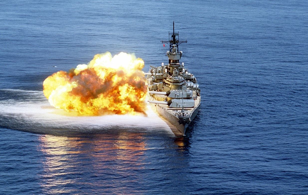 Battleship Comeback