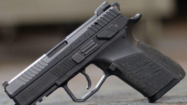 CZ P-07 vs. Glock