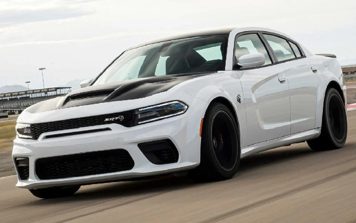 Dodge Charger Hellcat Flaw