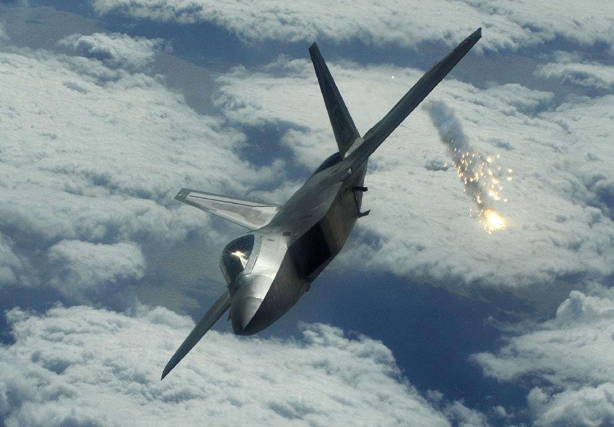 F-22 France