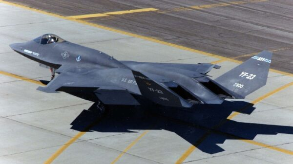 F-23 Stealth Fighter