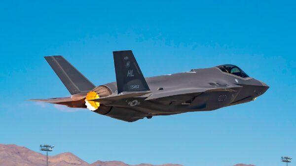 F-35 Nuclear Bomb