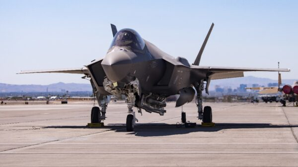 F-35 Nuclear Bomber
