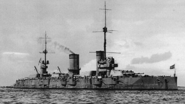 Russia's World War I Battleships