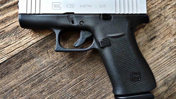 Glock 43X vs. Glock 43