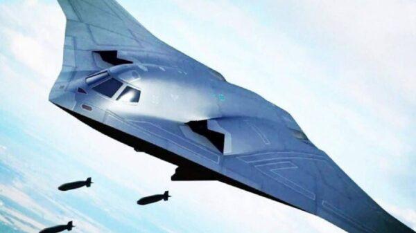 H-20 Stealth Bomber
