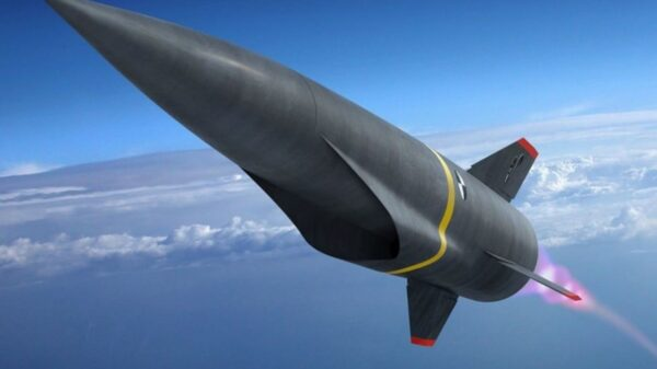 Hypersonic Weapons Test