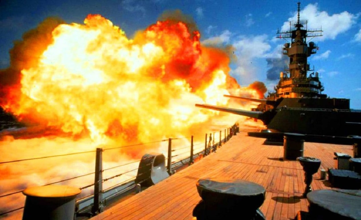 Iowa-class battleships