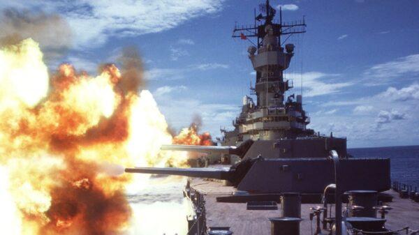 Iowa-class vs. Bismarck