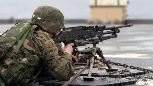 Israel AI Machine Gun